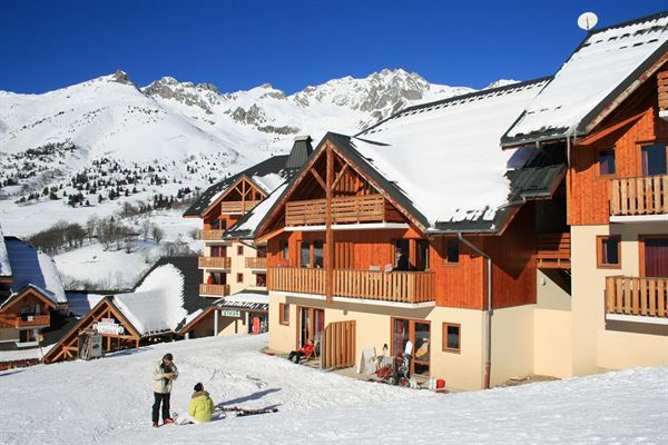 afbeelding Résidence Le Rond Point des Pistes - Weekend/Midweek