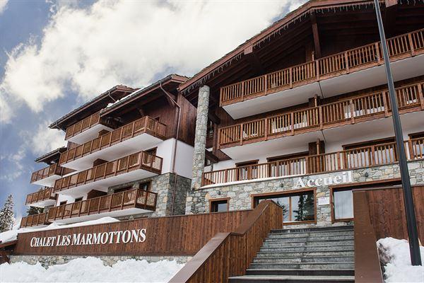afbeelding Résidence Le Chalet les Marmottons